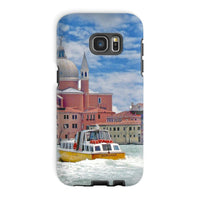 Coast Of Venize Phone Case Galaxy S7 Edge / Tough Gloss & Tablet Cases