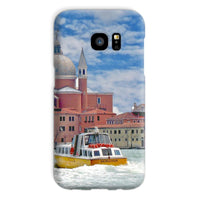 Coast Of Venize Phone Case Galaxy S7 / Snap Gloss & Tablet Cases