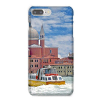 Coast Of Venize Phone Case Iphone 8 Plus / Snap Gloss & Tablet Cases