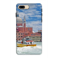 Coast Of Venize Phone Case Iphone 8 Plus / Tough Gloss & Tablet Cases