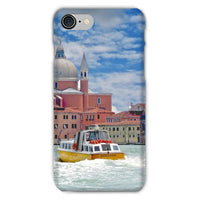 Coast Of Venize Phone Case Iphone 8 / Snap Gloss & Tablet Cases