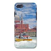 Coast Of Venize Phone Case Iphone 8 / Tough Gloss & Tablet Cases
