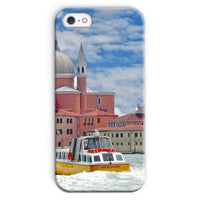 Coast Of Venize Phone Case Iphone Se / Snap Gloss & Tablet Cases