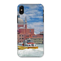 Coast Of Venize Phone Case Iphone X / Snap Gloss & Tablet Cases