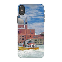Coast Of Venize Phone Case Iphone X / Tough Gloss & Tablet Cases