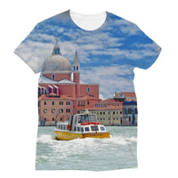 Coast Of Venize Sublimation T-Shirt Xs Apparel