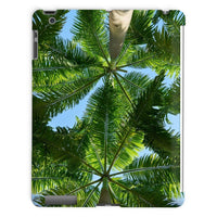 Coconut Trees Leaves Pattern Tablet Case Ipad 2 3 4 Phone & Cases