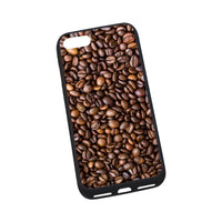 Coffee Beans Pattern Iphone 7 4.7 Case Rubber