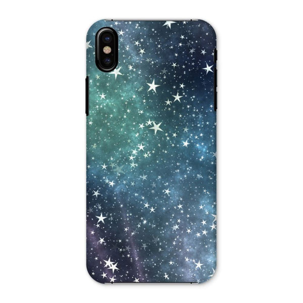 Collection Of Stars Night Phone Case Iphone X / Snap Gloss & Tablet Cases