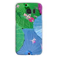 Color Full Umbrellas Phone Case Galaxy S6 / Snap Gloss & Tablet Cases