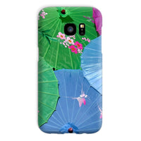 Color Full Umbrellas Phone Case Galaxy S7 / Snap Gloss & Tablet Cases