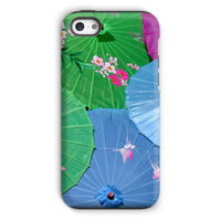Color Full Umbrellas Phone Case Iphone 5C / Tough Gloss & Tablet Cases