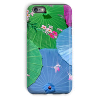 Color Full Umbrellas Phone Case Iphone 6 Plus / Tough Gloss & Tablet Cases