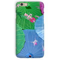 Color Full Umbrellas Phone Case Iphone 6 / Snap Gloss & Tablet Cases