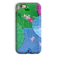 Color Full Umbrellas Phone Case Iphone 6 / Tough Gloss & Tablet Cases