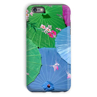 Color Full Umbrellas Phone Case Iphone 6S Plus / Tough Gloss & Tablet Cases