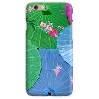 Color Full Umbrellas Phone Case Iphone 6S / Snap Gloss & Tablet Cases
