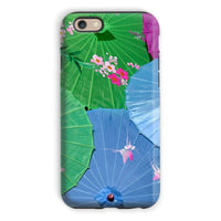Color Full Umbrellas Phone Case Iphone 6S / Tough Gloss & Tablet Cases