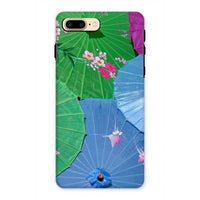 Color Full Umbrellas Phone Case Iphone 7 Plus / Tough Gloss & Tablet Cases