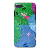 Color Full Umbrellas Phone Case Iphone 8 / Tough Gloss & Tablet Cases