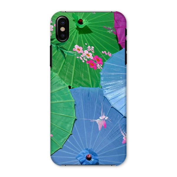 Color Full Umbrellas Phone Case Iphone X / Snap Gloss & Tablet Cases