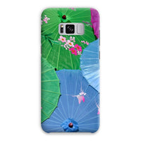 Color Full Umbrellas Phone Case Samsung S8 Plus / Snap Gloss & Tablet Cases