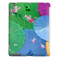Color Full Umbrellas Tablet Case Ipad 2 3 4 Phone & Cases
