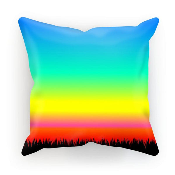 Color Pattern With The Night Cushion Linen / 12X12 Homeware