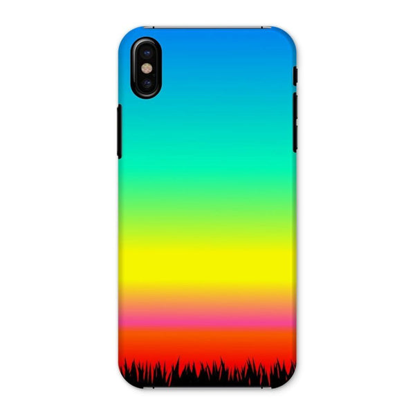 Color Pattern With The Night Phone Case Iphone X / Snap Gloss & Tablet Cases