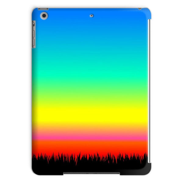 Color Pattern With The Night Tablet Case Ipad Air Phone & Cases