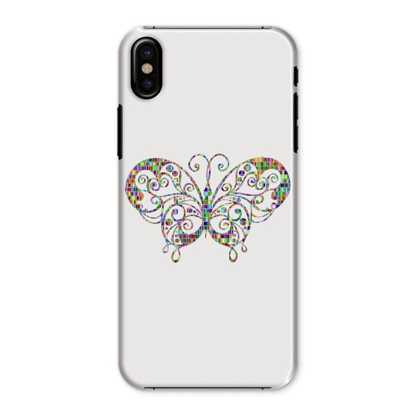 Colorful Butterfly Phone Case Iphone X / Snap Gloss & Tablet Cases