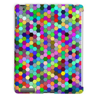 Colorful Pentagon Shape Tablet Case Ipad 2 3 4 Phone & Cases