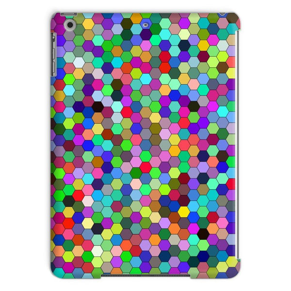 Colorful Pentagon Shape Tablet Case Ipad Air Phone & Cases
