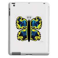 Cosmic Yellow Butterfly Tablet Case Ipad 2 3 4 Phone & Cases