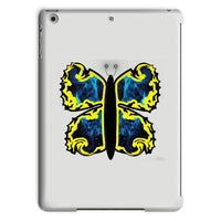 Cosmic Yellow Butterfly Tablet Case Ipad Air Phone & Cases