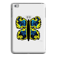 Cosmic Yellow Butterfly Tablet Case Ipad Mini 4 Phone & Cases
