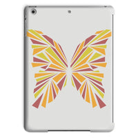 Crystal Orange Butterfly Tablet Case Ipad Air Phone & Cases