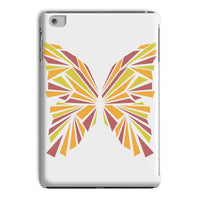 Crystal Orange Butterfly Tablet Case Ipad Mini 4 Phone & Cases
