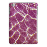 Crystal Water Over Pink Sand Tablet Case Ipad Mini 4 Phone & Cases