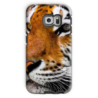 Cute Close-Up Picture Tiger Phone Case Galaxy S6 Edge / Tough Gloss & Tablet Cases