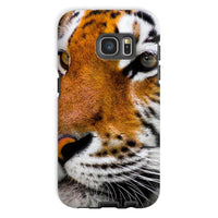 Cute Close-Up Picture Tiger Phone Case Galaxy S7 / Tough Gloss & Tablet Cases