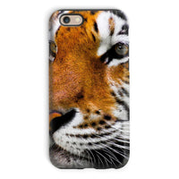 Cute Close-Up Picture Tiger Phone Case Iphone 6 / Tough Gloss & Tablet Cases