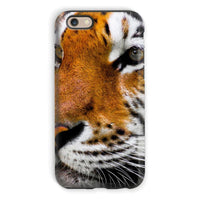Cute Close-Up Picture Tiger Phone Case Iphone 6S / Tough Gloss & Tablet Cases