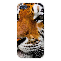 Cute Close-Up Picture Tiger Phone Case Iphone 7 / Tough Gloss & Tablet Cases