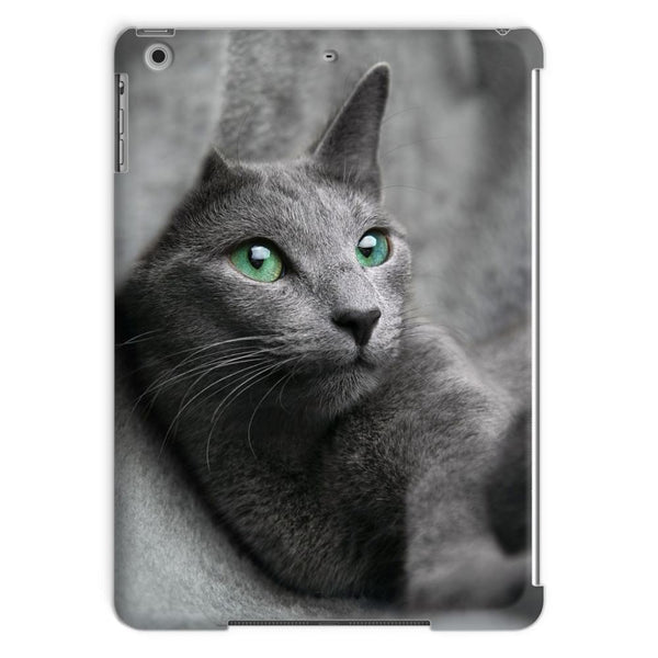 Cute Grey Cat Tablet Case Ipad Air Phone & Cases
