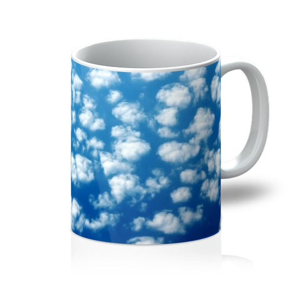Cyclone In The Clouds Mug 11Oz Homeware