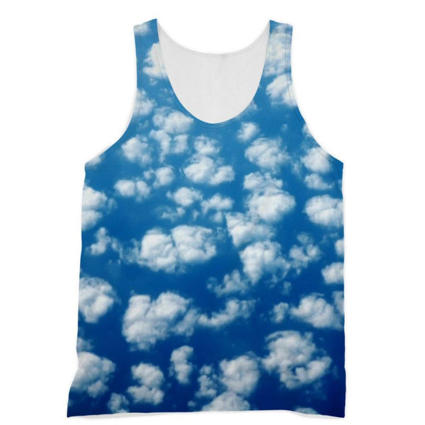Cyclone In The Clouds Sublimation Vest Xs Apparel