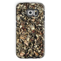 Dead Laves On Ground Autumn Phone Case Galaxy S6 Edge / Tough Gloss & Tablet Cases