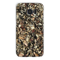 Dead Laves On Ground Autumn Phone Case Galaxy S6 / Snap Gloss & Tablet Cases