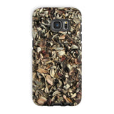 Dead Laves On Ground Autumn Phone Case Galaxy S7 Edge / Tough Gloss & Tablet Cases